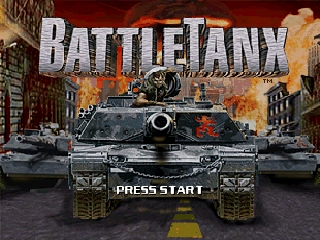 BattleTanx [Model NUS-NBXE-USA] screenshot