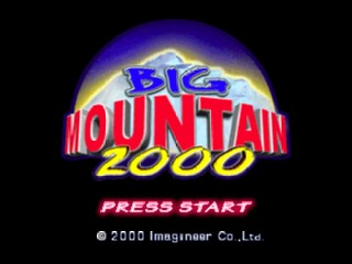 Big Mountain 2000 screenshot