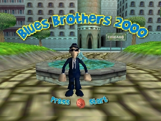 Blues Brothers 2000 screenshot