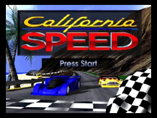California Speed [Model NUS-NCLE-USA] screenshot