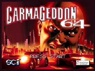 Carmageddon 64 screenshot