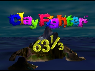 Clay Fighter 63 1/3 screenshot