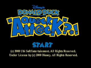 Donald Duck - Quack Attack screenshot