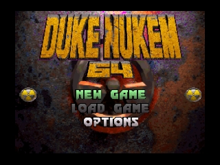 Duke Nukem 64 screenshot