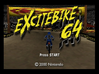 Excitebike 64 [Model NUS-NMXE-USA] screenshot