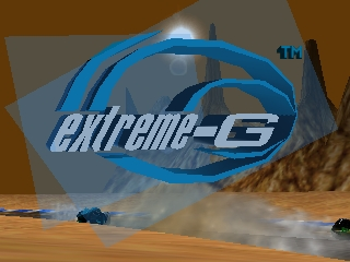 Extreme-G [Model NUS-NEGJ] screenshot