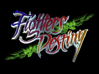 Fighters Destiny screenshot