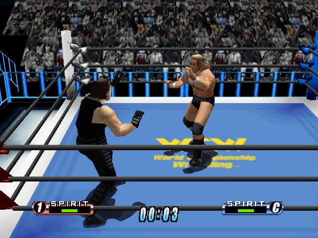 Virtual Pro Wrestling 64 [Model NUS-NVPJ] screenshot