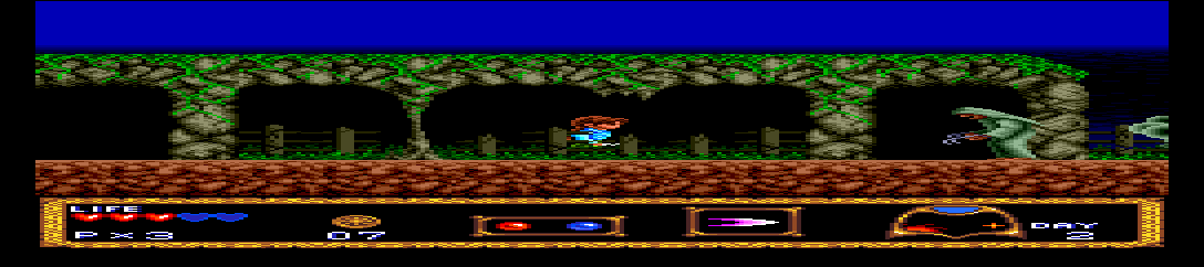 Hihou Densetsu Chris no Bouken [Model PVCD-1004] screenshot