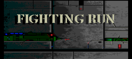 Fighting Run [Model NB91005] screenshot