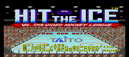 Hit the Ice - VHL - The Official Video Hockey League screenshot