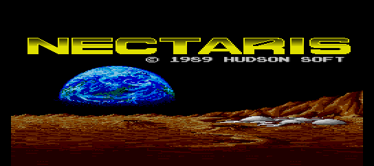 Nectaris [Model HC63016] screenshot
