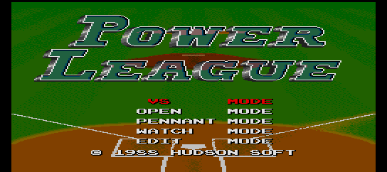 Power League [Model HC63011] screenshot