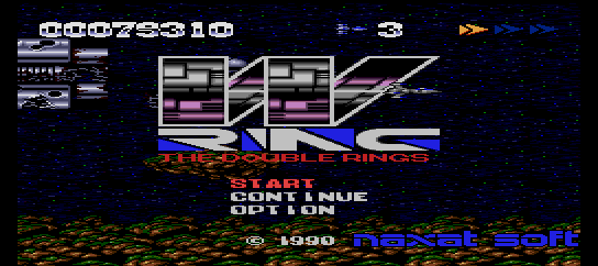 W-ring - The Double Rings [Model NX90005] screenshot