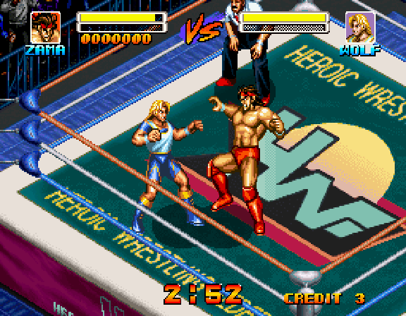 Fire Pro Gaiden Blazing Tornado [Model T-4302G] screenshot