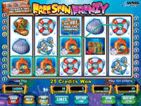 Free Spin Frenzy screenshot