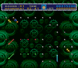 Clockwerx [Model SHVC-AQWJ-JPN] screenshot