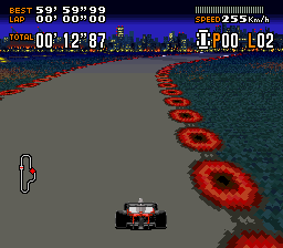 Exhaust Heat II - F1 Driver e no Kiseki [Model SHVC-E2] screenshot