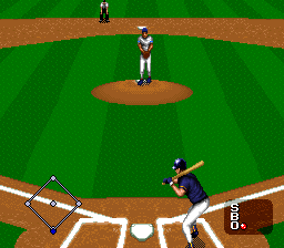 Fighting Baseball [Model SHVC-XH] screenshot