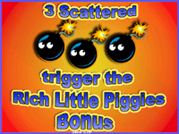 Rich Little Piggies screenshot