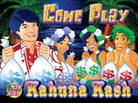 Don Ho's Kahuna Kash screenshot