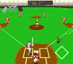 Human Baseball [Model SHVC-HB] screenshot