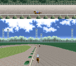Leading Jockey 2 [Model SHVC-ALJJ-JPN] screenshot