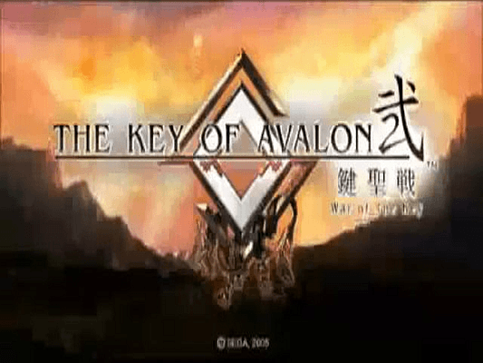 The Key of Avalon 2.5 - War of the Key screenshot