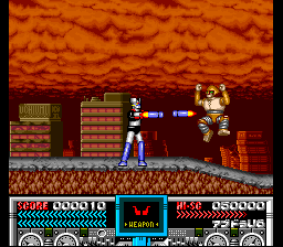 Mazinger Z [Model SHVC-JZ] screenshot
