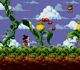 Mickey Mania - The Timeless Adventures of Mickey Mouse [Model SHVC-AMIJ-JPN] screenshot