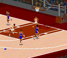 NBA Live 95 [Model SHVC-ANBJ-JPN] screenshot