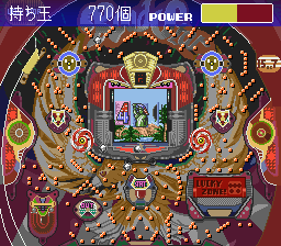 Parlor! Mini 6 - Pachinko Jikki Simulation Game [Model SHVC-AQRJ-JPN] screenshot