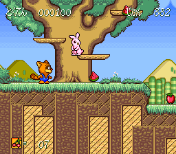 Poko Nyan Henpokorin Adventure [Model SHVC-APOJ-JPN] screenshot