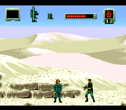 Stargate [Model SHVC-AGTJ-JPN] screenshot