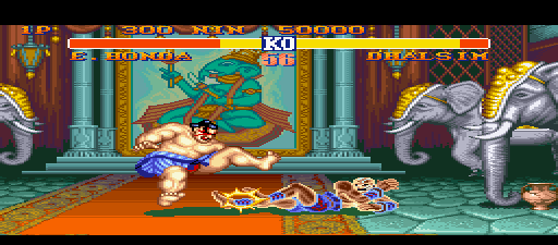 Street Fighter III - Super Version screenshot