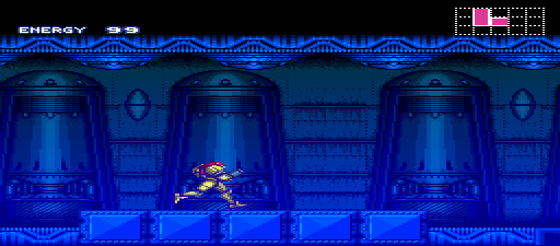 Super Metroid [Model SHVC-RI] screenshot