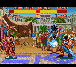 Super Street Fighter II - The New Challengers [Model SHVC-XW] screenshot