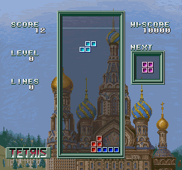 Super Tetris 3 [Model SHVC-AT3J-JPN] screenshot
