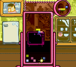 Tetris Flash [Model SHVC-27] screenshot