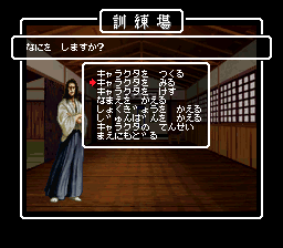 Wizardry Gaiden IV - Taima no Kodou [Model SHVC-AE4J-JPN] screenshot