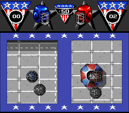American Gladiators [Model SNS-AA-USA] screenshot