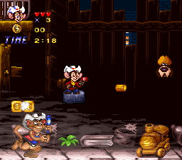 An American Tail - Fievel Goes West [Model SNS-9W-USA] screenshot