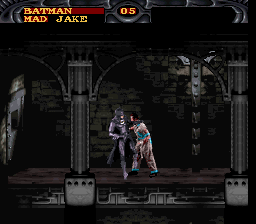 Batman Forever [Model SNP-A3BE-USA] screenshot