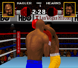 Boxing Legends of the Ring [Model SNSP-LL-EUR] screenshot