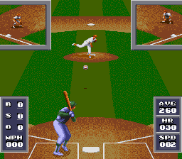 Cal Ripken Jr. Baseball [Model SNS-CJ-USA] screenshot