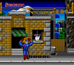 Captain Novolin screenshot