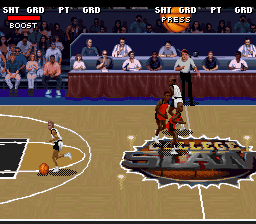 College Slam screenshot