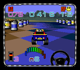 Dirt Racer [Model SNSP-ADIP-EUR] screenshot