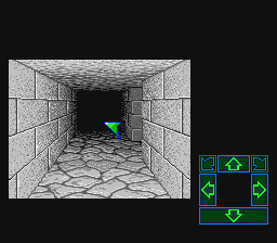 Dungeon Master [Model SNSP-V2-UKV] screenshot
