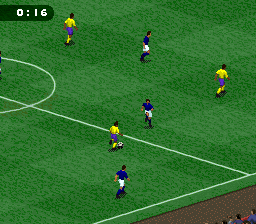 FIFA Soccer 96 [Model SNS-A6SE-USA] screenshot